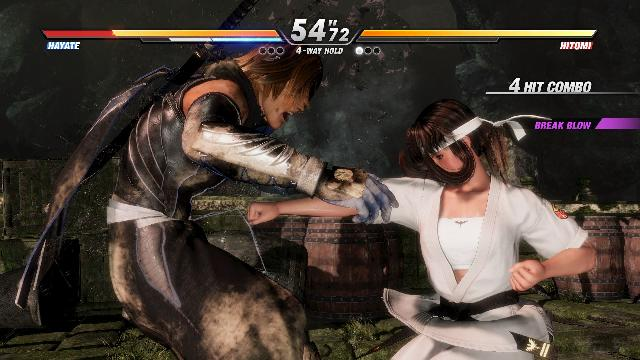 DEAD OR ALIVE 6 screenshot 16862