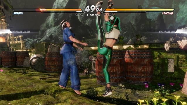 DEAD OR ALIVE 6 screenshot 16867