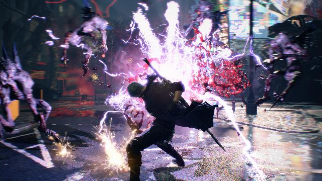 Devil May Cry 5 screenshot 15216