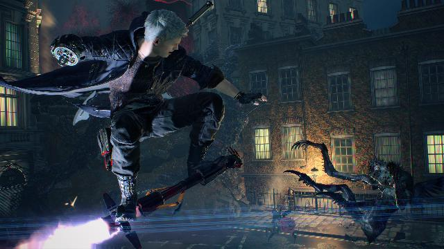 Devil May Cry 5 screenshot 15227