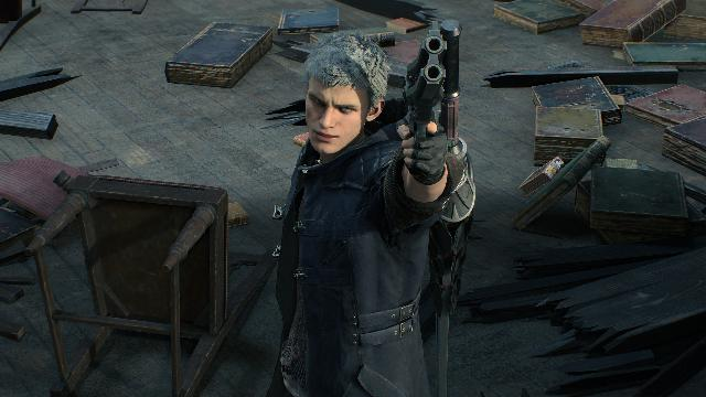 Devil May Cry 5 screenshot 15219