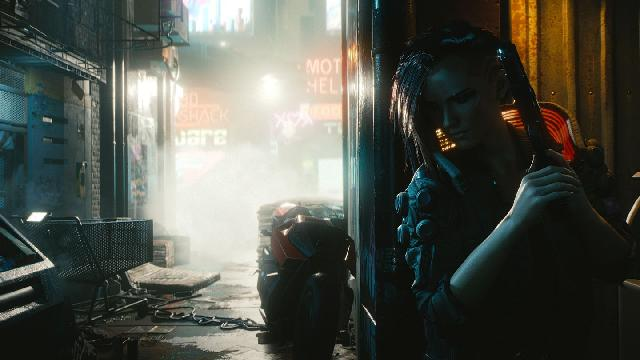 Cyberpunk 2077 screenshot 20830