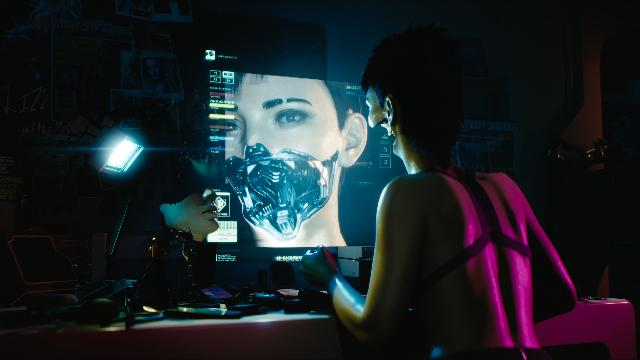 Cyberpunk 2077 screenshot 15302