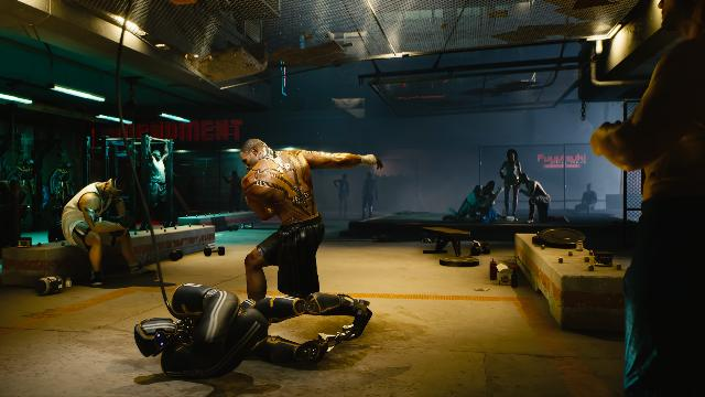 Cyberpunk 2077 screenshot 15300