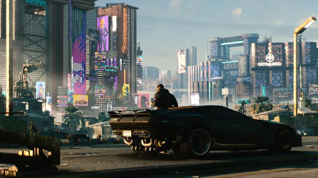 Cyberpunk 2077 screenshot 15304