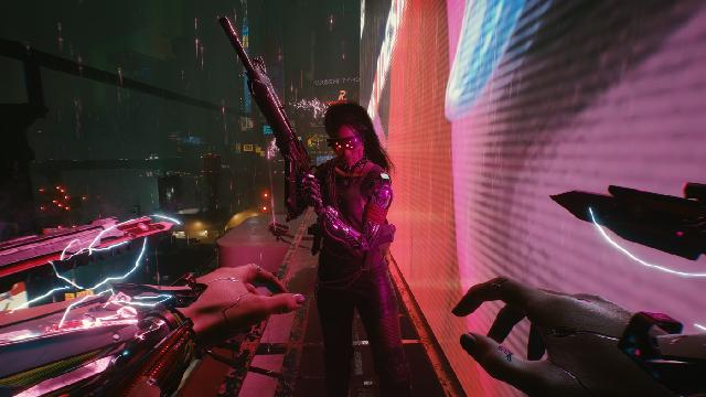 Cyberpunk 2077 screenshot 32010
