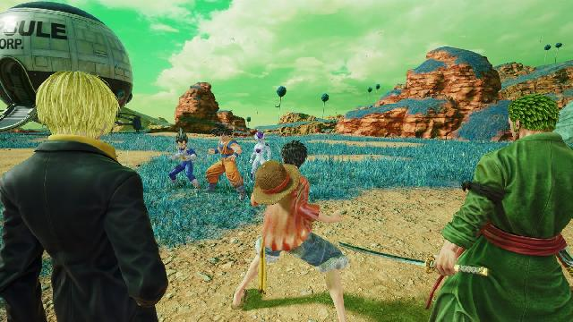 Jump Force screenshot 19339
