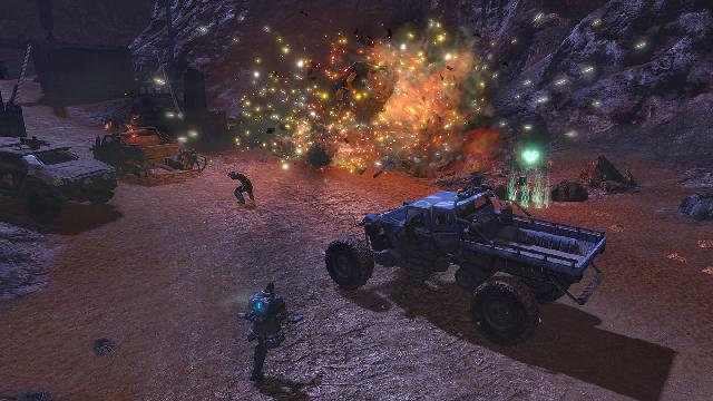 Red Faction: Guerrilla Re-Mars-tered screenshot 15536