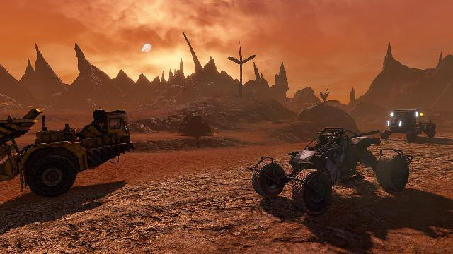 Red Faction: Guerrilla Re-Mars-tered screenshot 15537