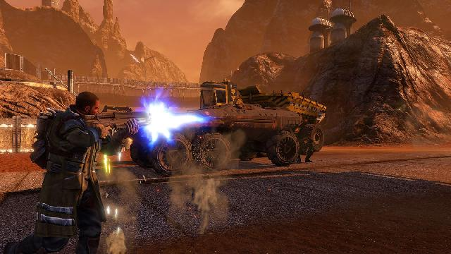 Red Faction: Guerrilla Re-Mars-tered screenshot 15533