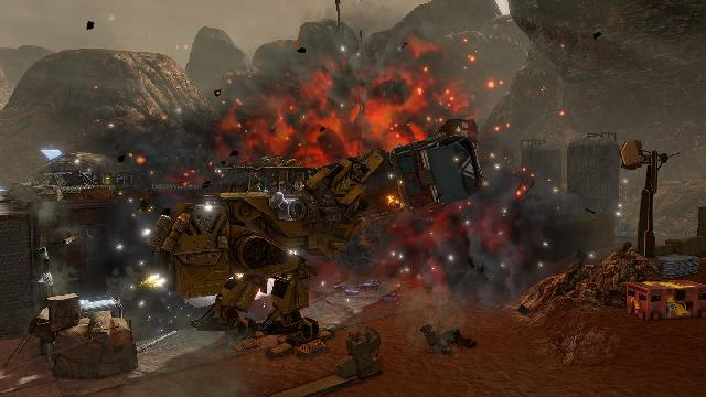 Red Faction: Guerrilla Re-Mars-tered screenshot 15538