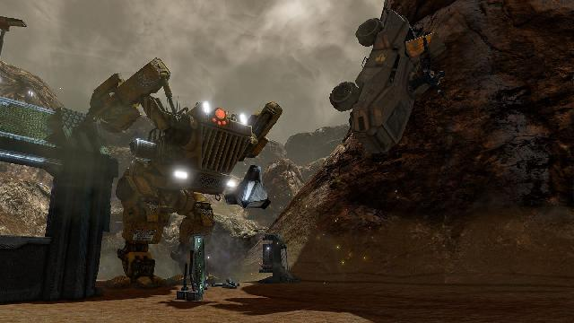 Red Faction: Guerrilla Re-Mars-tered screenshot 15539