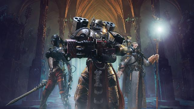 Warhammer 40,000: Inquisitor - Martyr screenshot 15419