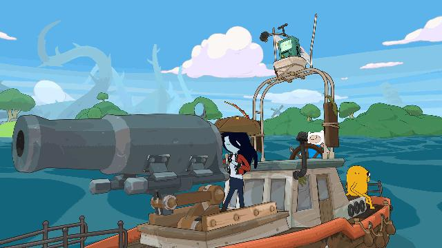 Adventure Time: Pirates of the Enchiridion screenshot 15435