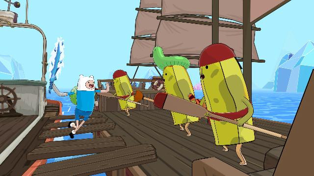 Adventure Time: Pirates of the Enchiridion screenshot 15426