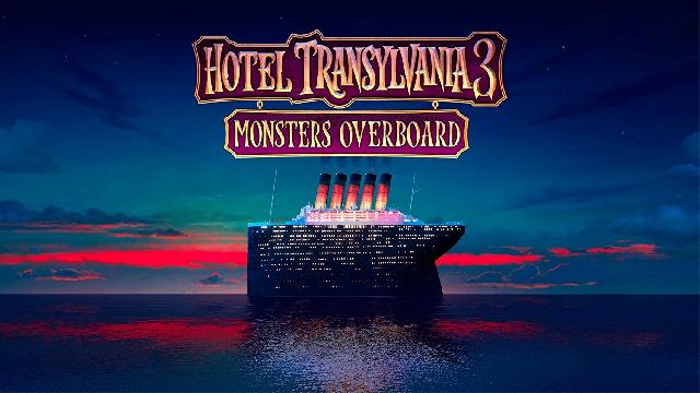 Hotel Transylvania 3: Monsters Overboard Screenshots, Wallpaper