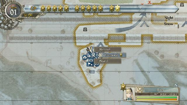 Valkyria Chronicles 4 screenshot 16253