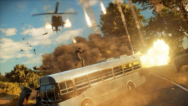 Just Cause 3 screenshot 2045
