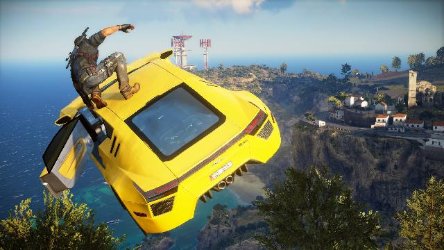 Just Cause 3 screenshot 2047
