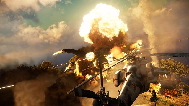 Just Cause 3 screenshot 2048
