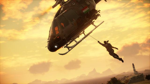 Just Cause 3 screenshot 2049