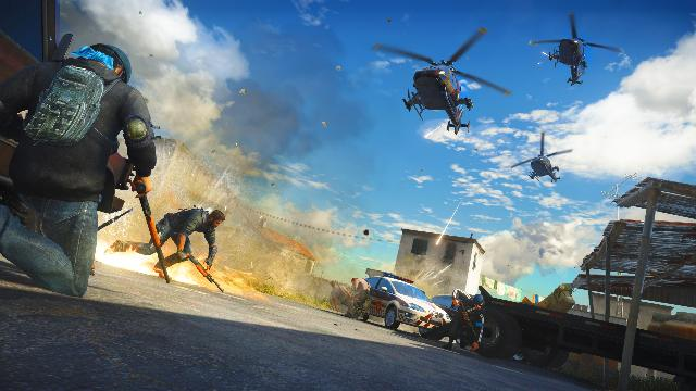 Just Cause 3 screenshot 2055
