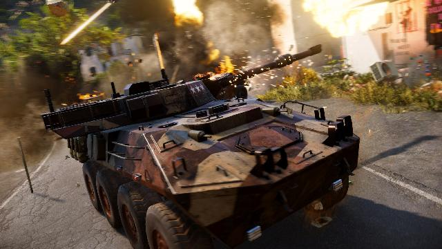 Just Cause 3 screenshot 2063