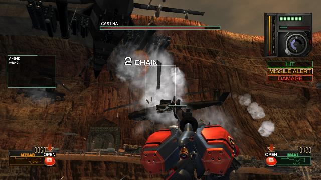 METAL WOLF CHAOS XD screenshot 15671