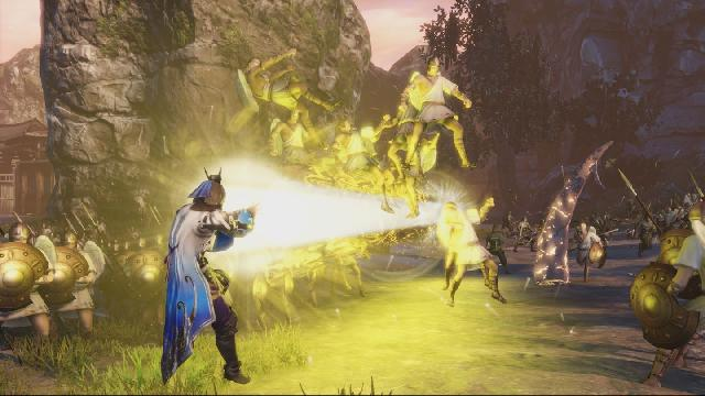 WARRIORS OROCHI 4 screenshot 16960