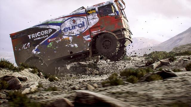 DAKAR 18 screenshot 15744