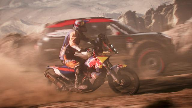 DAKAR 18 screenshot 15745
