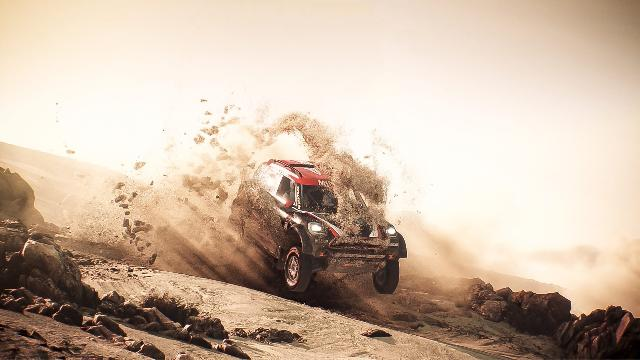 DAKAR 18 screenshot 15746