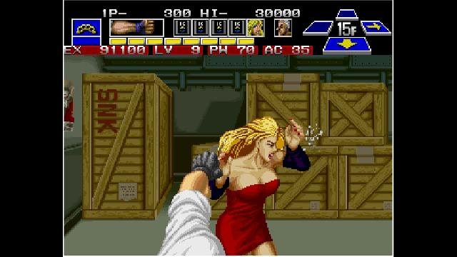 ACA NEOGEO: The Super Spy screenshot 15787