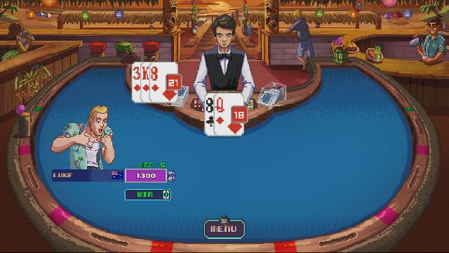 Super Blackjack Battle II Turbo Edition screenshot 15837