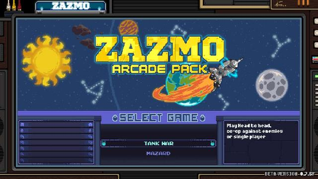 Zazmo Arcade Pack Screenshots, Wallpaper