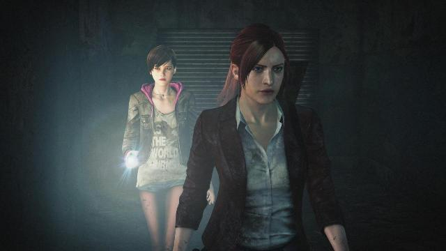 Resident Evil: Revelations 2 screenshot 2669
