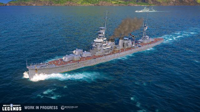World of Warships: Legends screenshot 16429