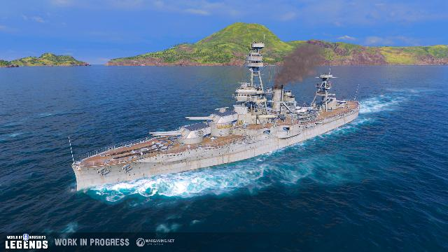 World of Warships: Legends screenshot 16434
