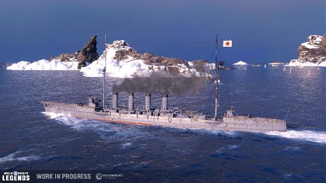 World of Warships: Legends screenshot 16449