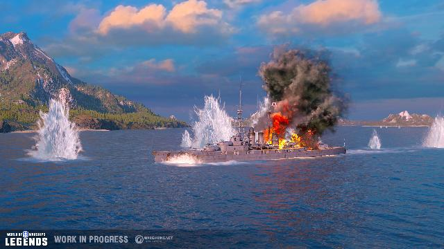 World of Warships: Legends screenshot 16430