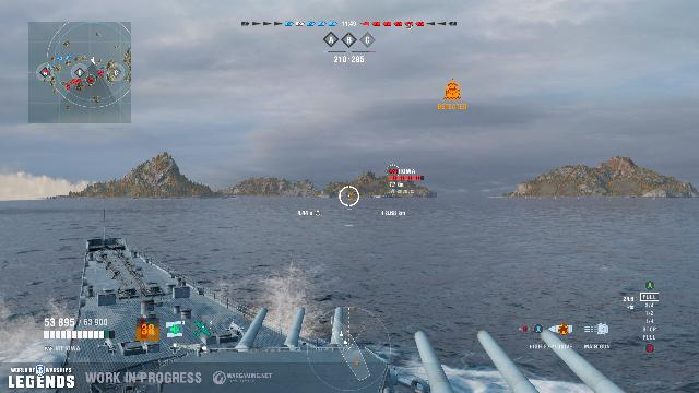 World of Warships: Legends screenshot 16440