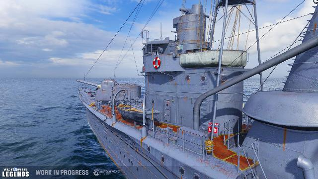 World of Warships: Legends screenshot 16450