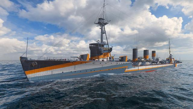 World of Warships: Legends Xbox One Screenshot 1