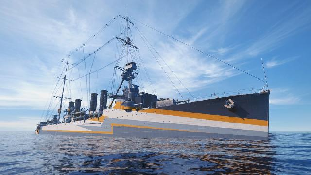 World of Warships: Legends Xbox One Screenshot 2