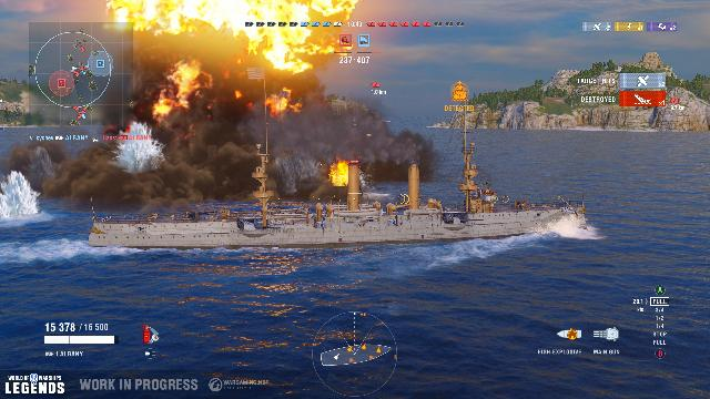 World of Warships: Legends screenshot 16447