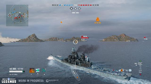 World of Warships: Legends screenshot 16438