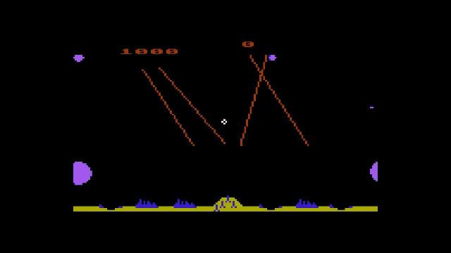 Atari Flashback Classics: Volume 3 screenshot 16533