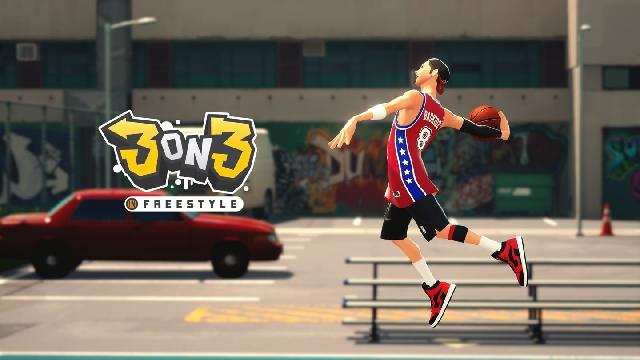 3on3 FreeStyle screenshot 16568