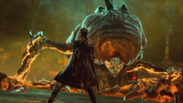 DmC: Devil May Cry Definitive Edition Screenshots, Wallpaper