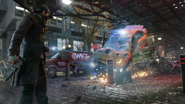 Watch Dogs screenshot 258